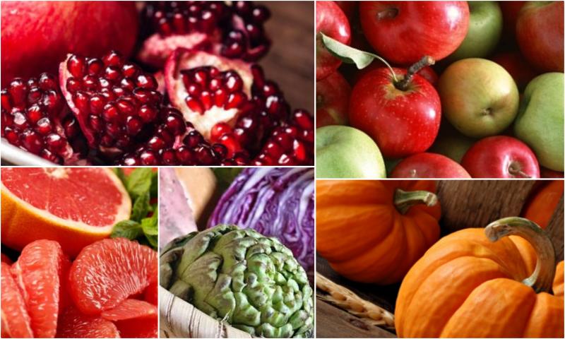 Kış Sebze ve Meyve Yararları