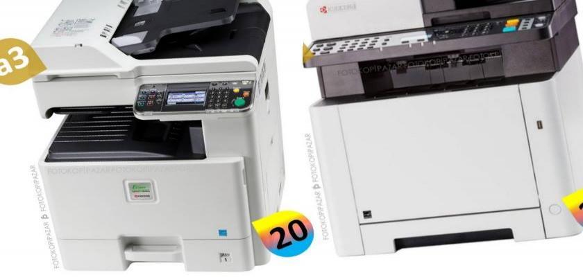 Fotokopi ve Yazıcı Kiralama Fiyatları