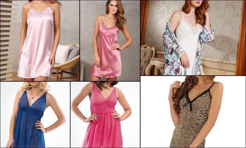 Gecelik ve Sabahlıklarda Hangi Modeller Moda