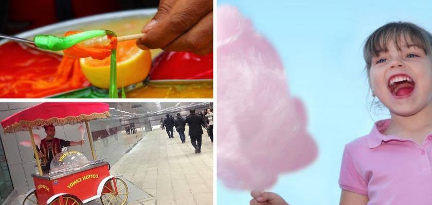Pamuk Şekeri Yapılırken Nelere Dikkat Edilir