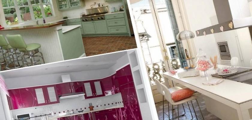 Mutfak Dekorasyonunda Dikkat Edilmesi Gerekenler