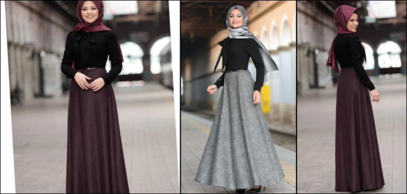 Rahat ve Şık Tesettür Giyim Modelleri