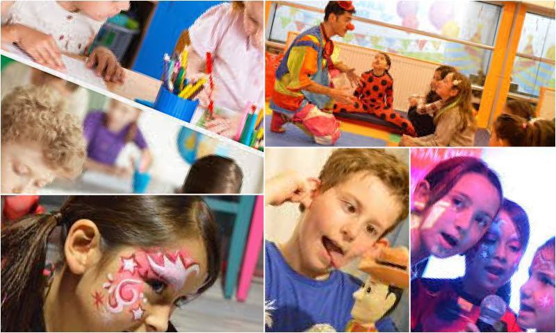 Çocuklarınız İçin Muhteşem Bir Doğum Günü Partisi Yapın