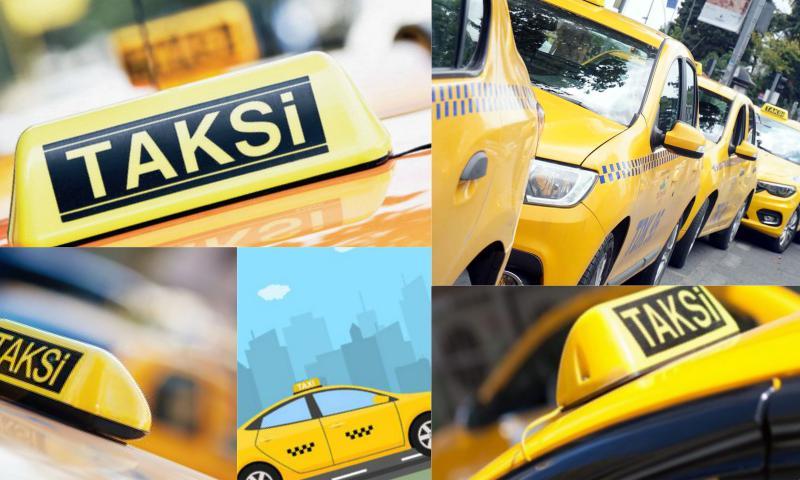 İstanbul Kiralık Taksi Plakası Fiyatları