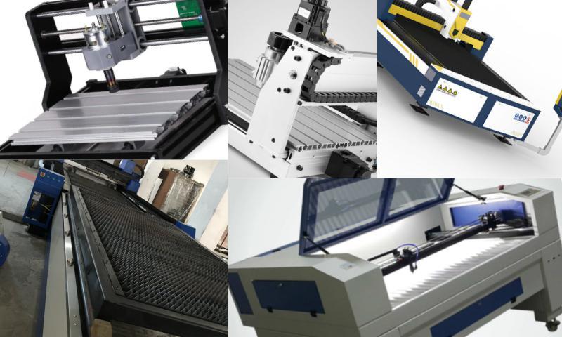 Lazer Kesim Makinelerinin Kullanım Alanları