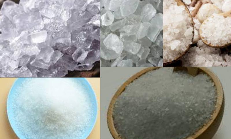 Rafine Kristal Sodyum Sülfatın Özellikleri