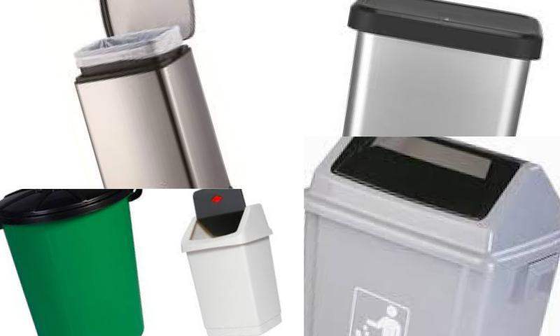 Rubbish Bin- Çöp Kutusu