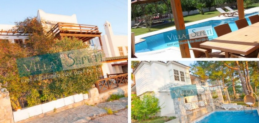Villa Kiralayarak Tatilin Keyfini Çıkarın