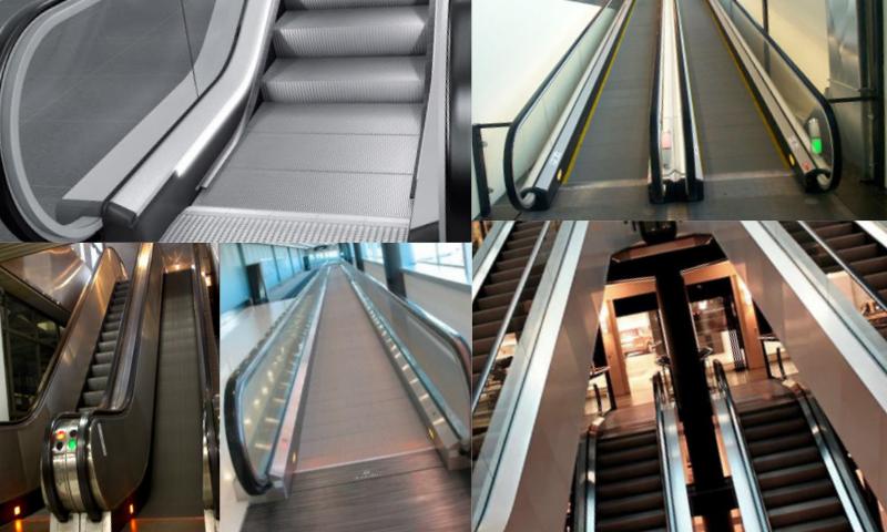 Yürüyen Merdivenler Nerelerde Kullanılır?