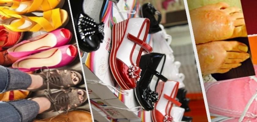 Zehirli Ayakkabılardan Korunma